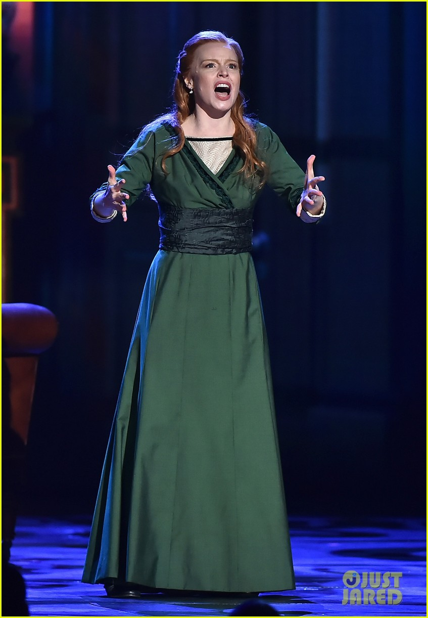 Lauren Ambrose & \'My Fair Lady\' Cast Step Out as Nominees at Tony ...