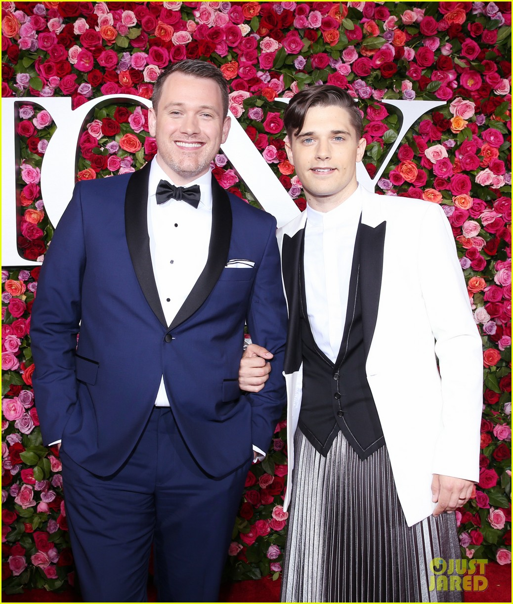 michael arden andy mientus tony awards 2018 044098719