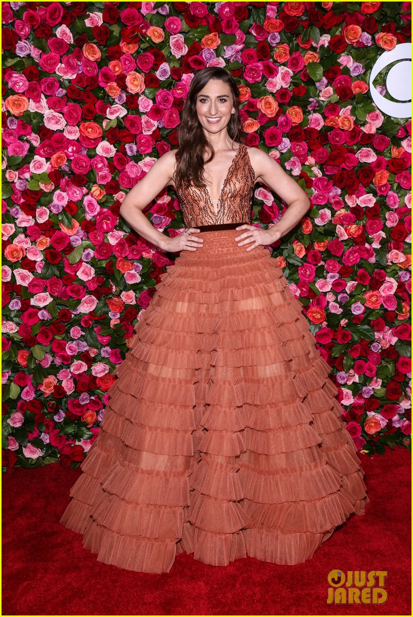 sara bareilles joe tippett tony awards 2018 114098731