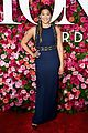 jenna ushkowitz rachel bloom hit the red carpet at tony awards 04