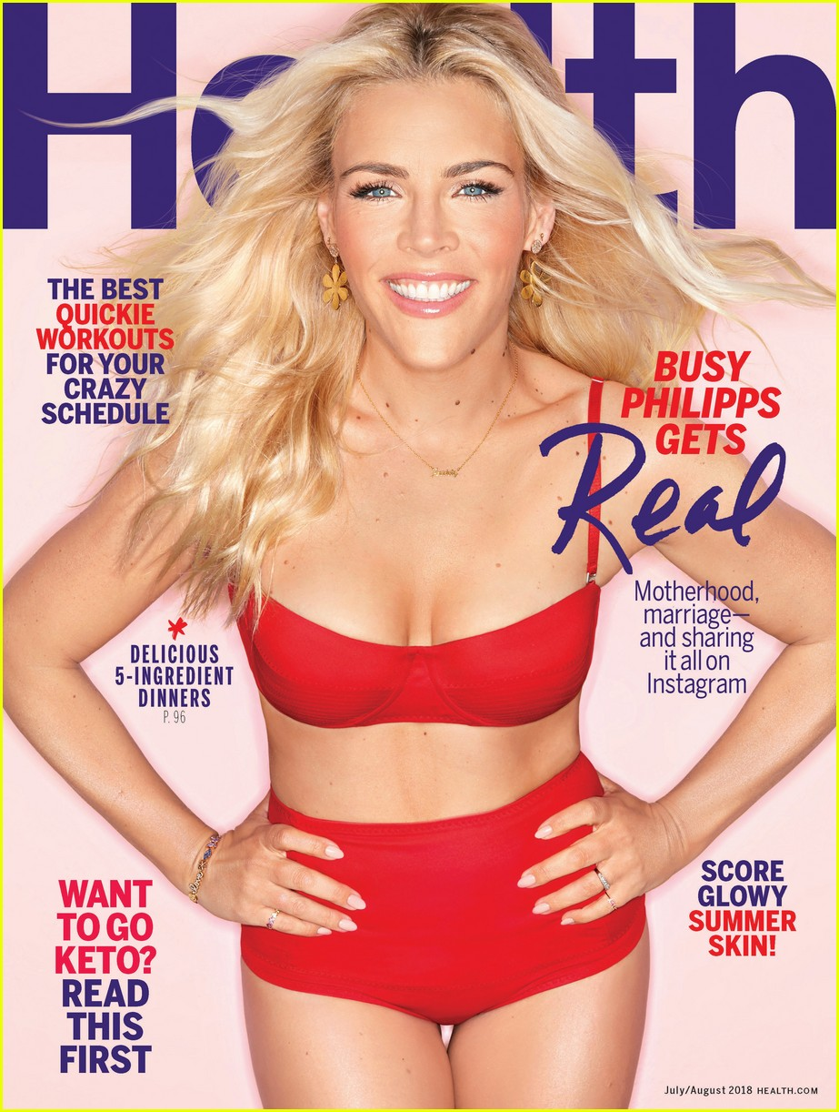 busy philipps health magazine cover 014101427
