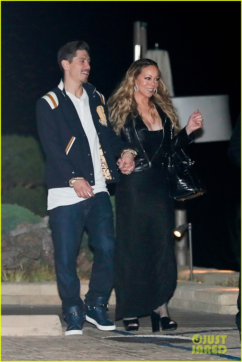 mariah carey and bryan tanaka couple up for date night in malibu 054098985