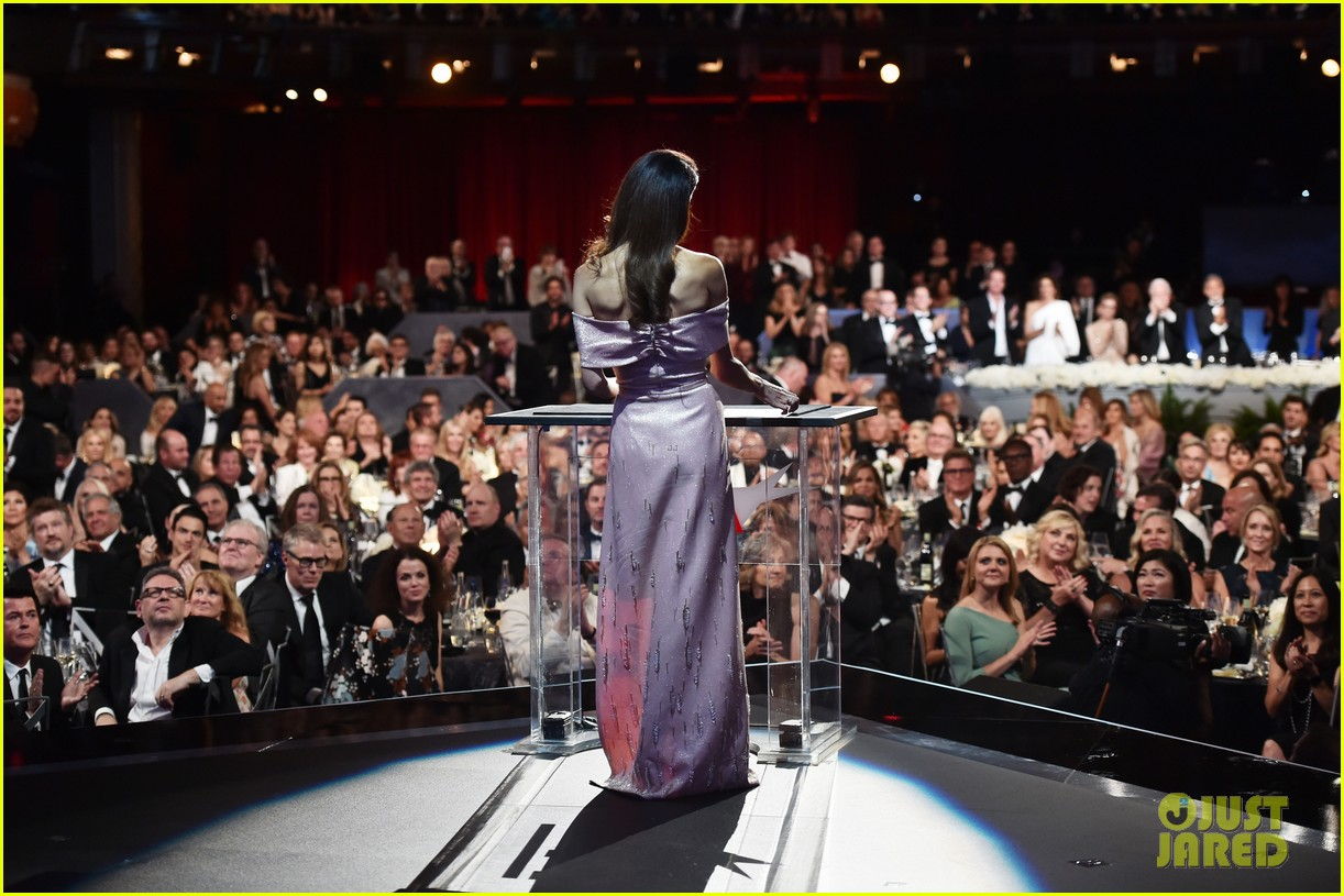 george clooney amal clooney afi tribute 404097564