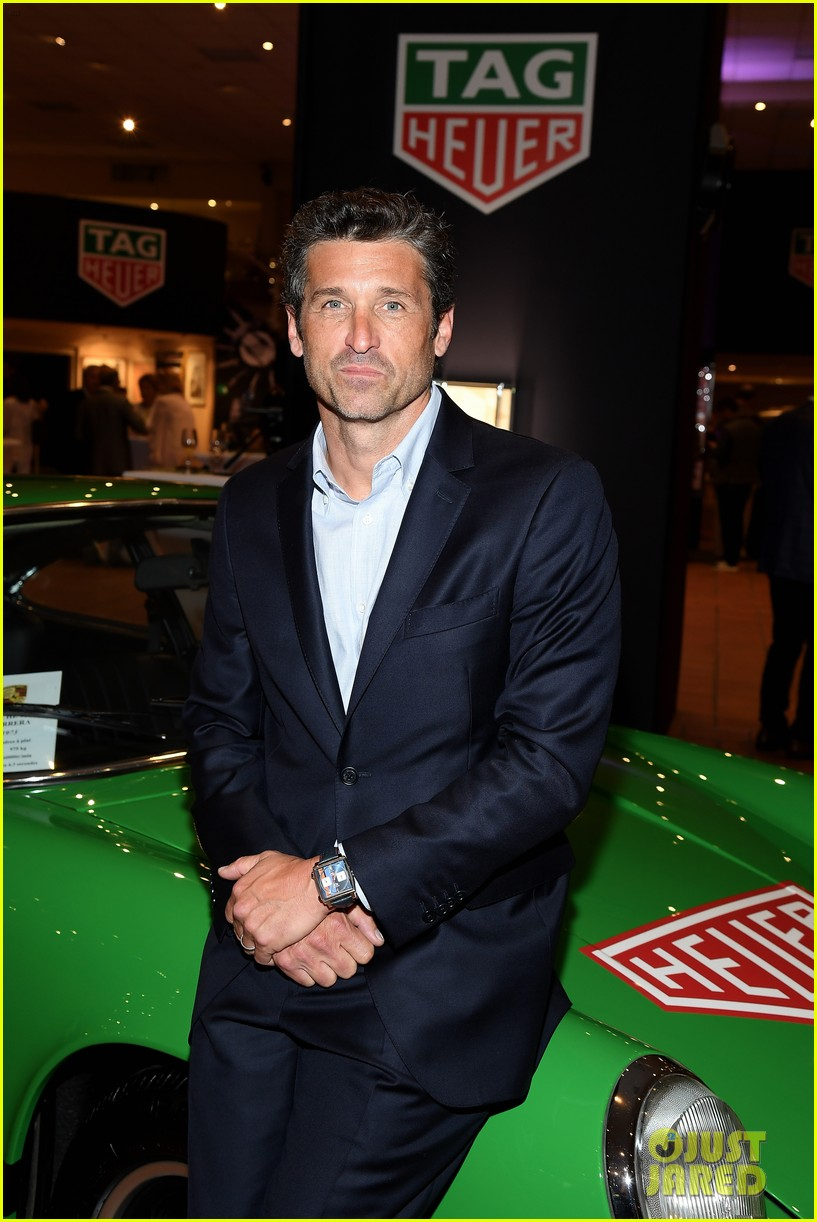 patrick dempsey hosts tag heuer event in monaco 024100642