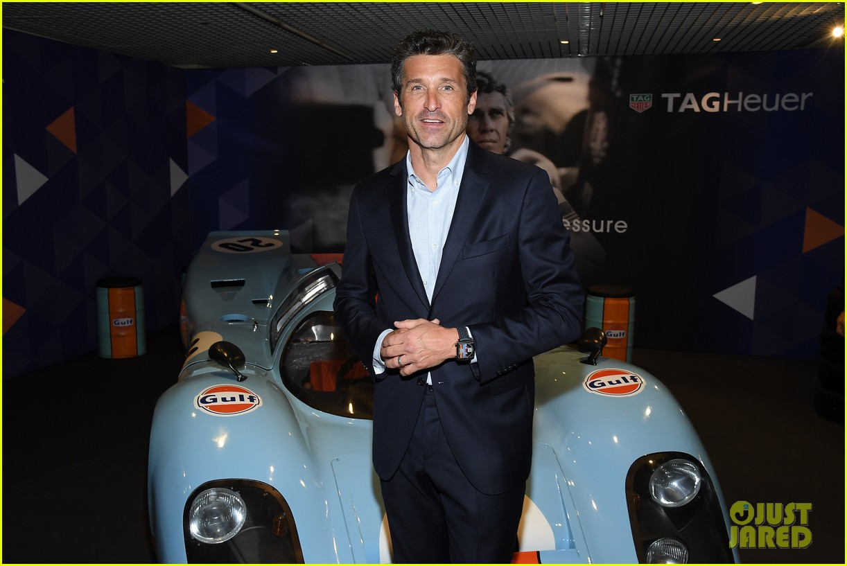 patrick dempsey hosts tag heuer event in monaco 044100644