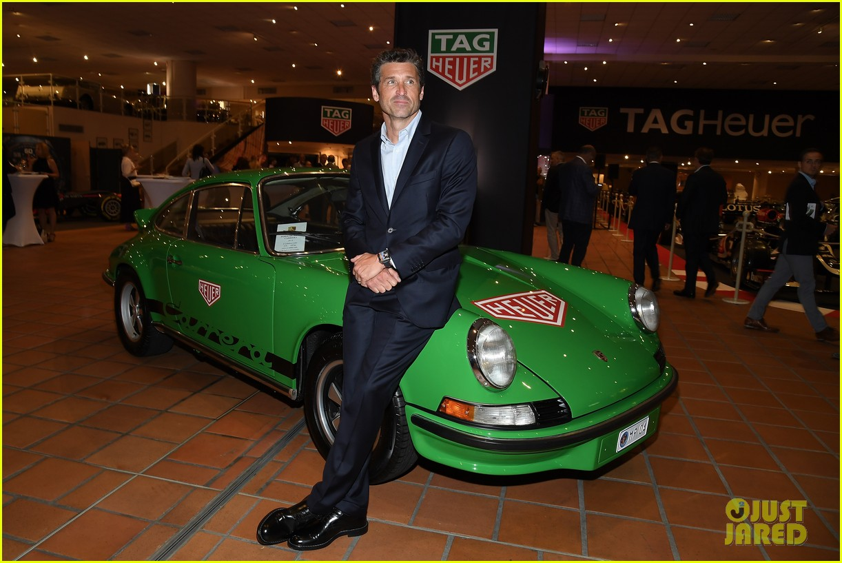 patrick dempsey hosts tag heuer event in monaco 064100646
