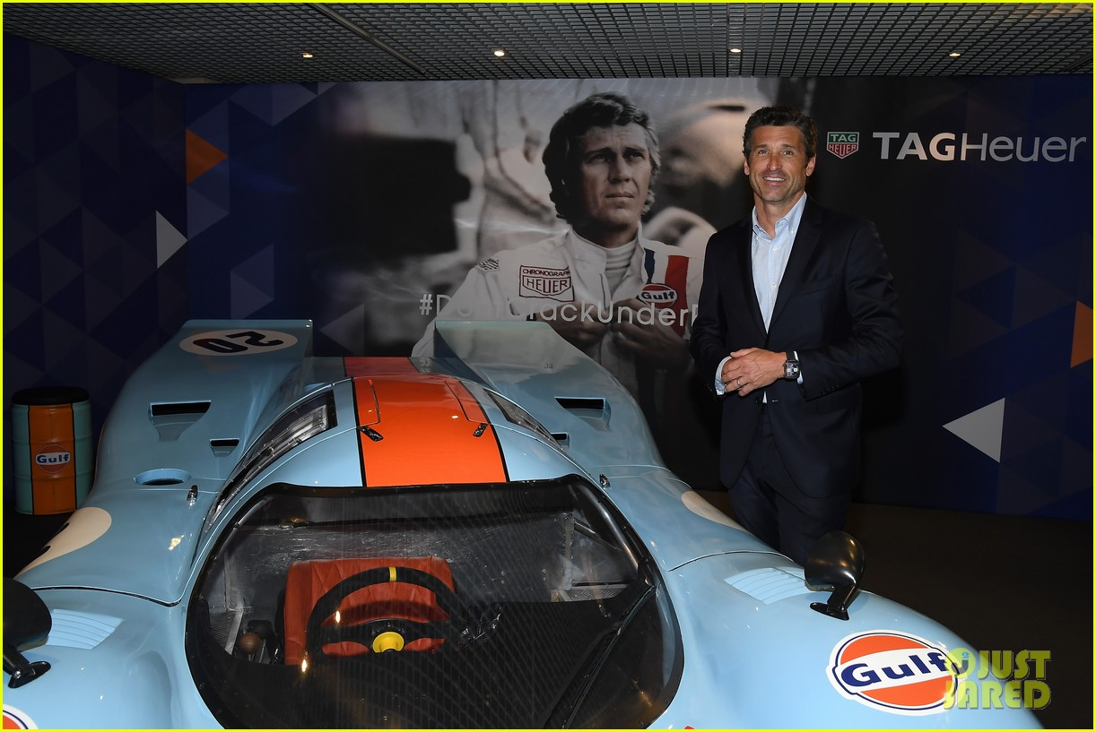patrick dempsey hosts tag heuer event in monaco 074100647