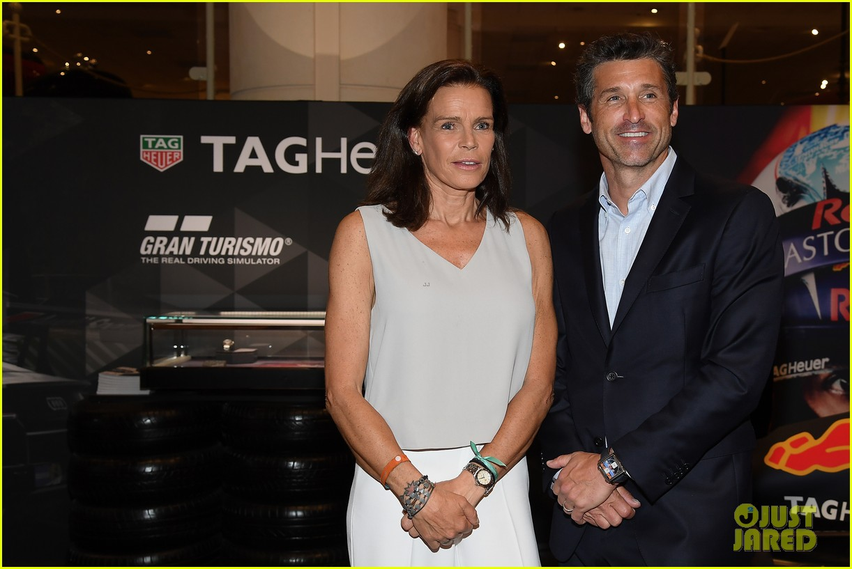 patrick dempsey hosts tag heuer event in monaco 084100648