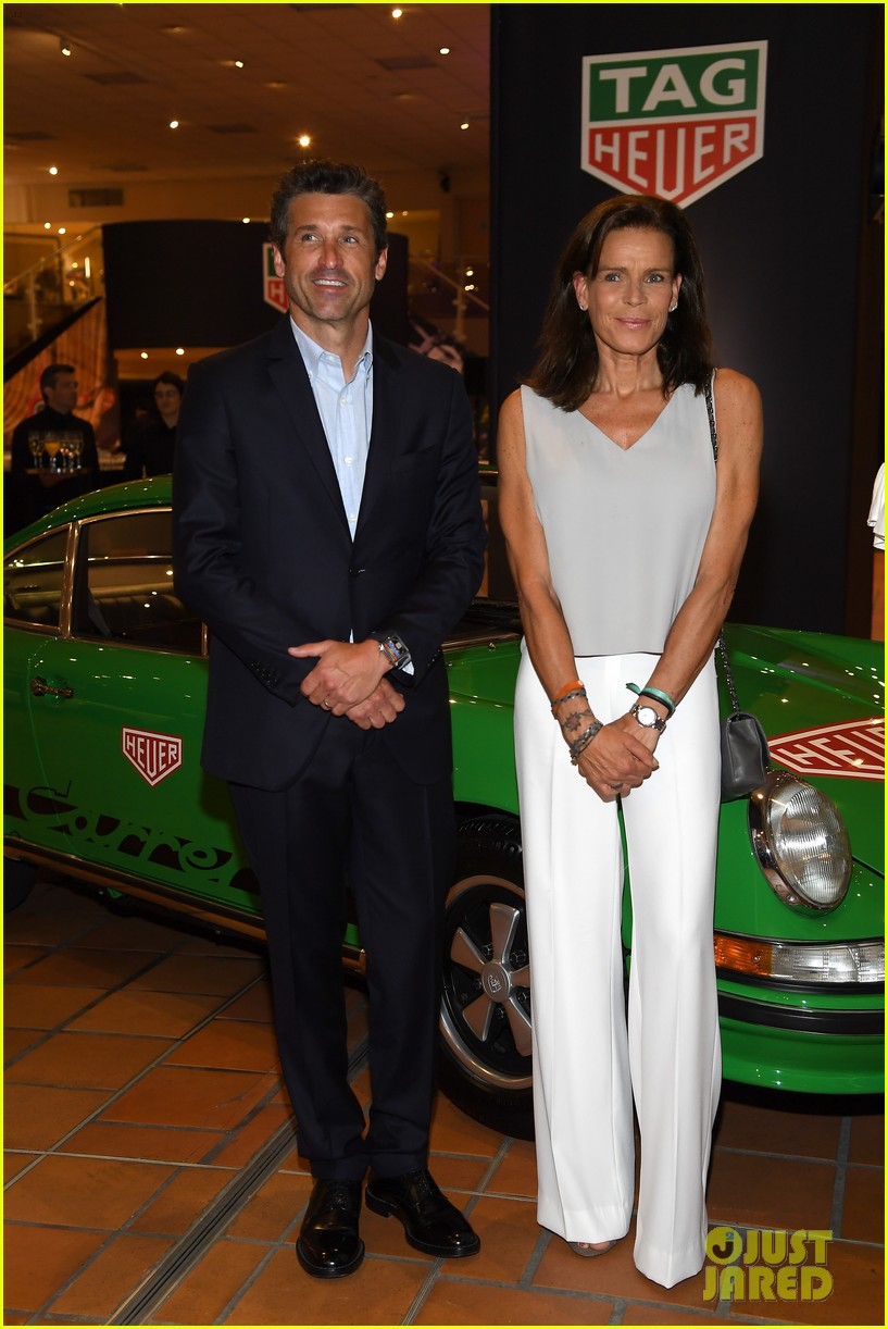 patrick dempsey hosts tag heuer event in monaco 104100650