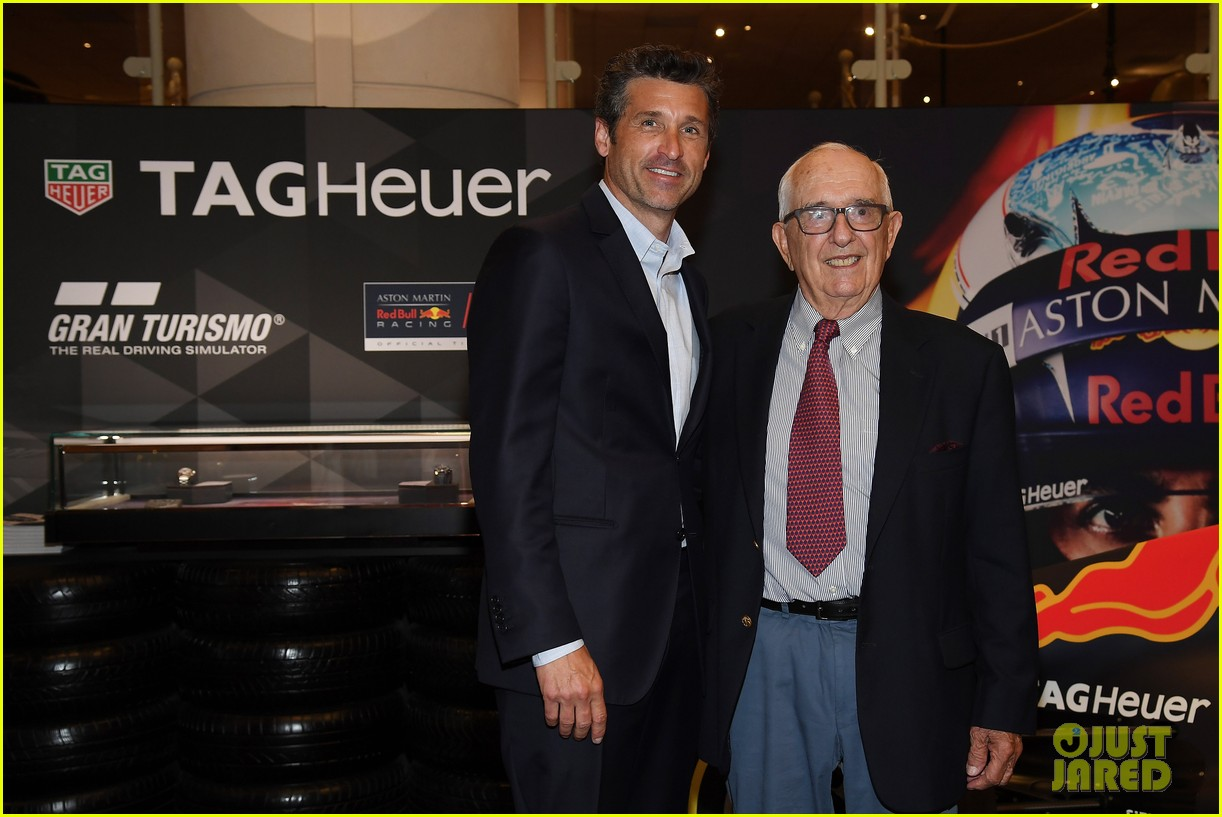 patrick dempsey hosts tag heuer event in monaco 114100651