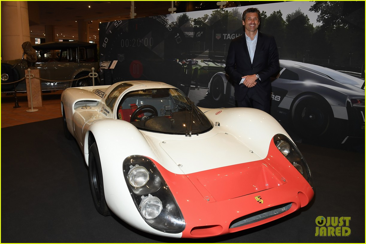 patrick dempsey hosts tag heuer event in monaco 124100652