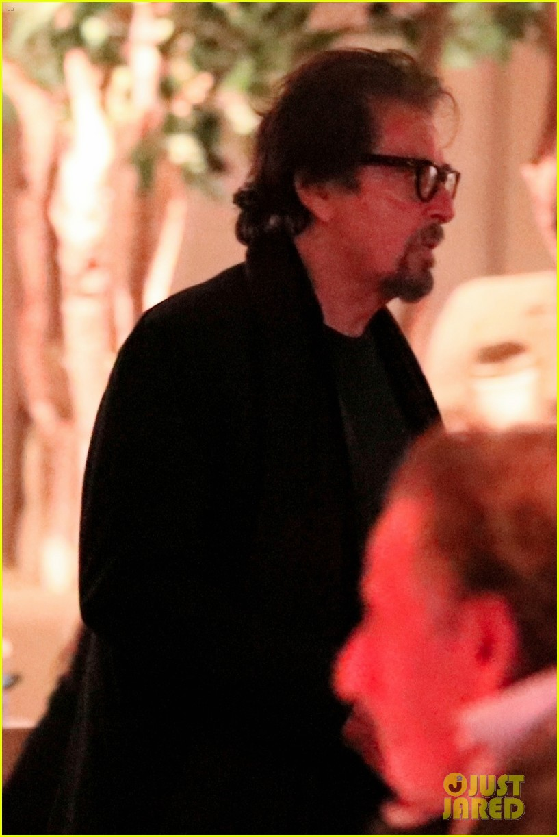 leonardo dicaprio camila morrone dinner with her family 084101839