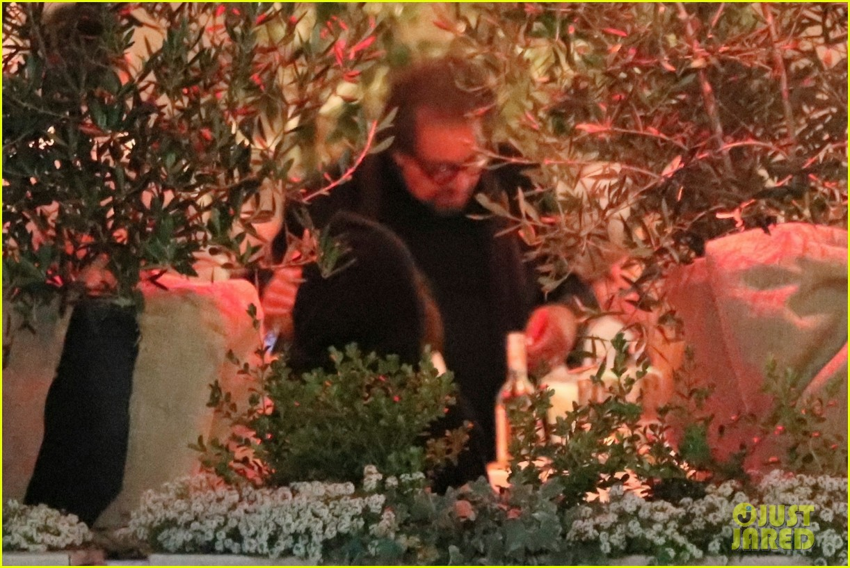 leonardo dicaprio camila morrone dinner with her family 184101849