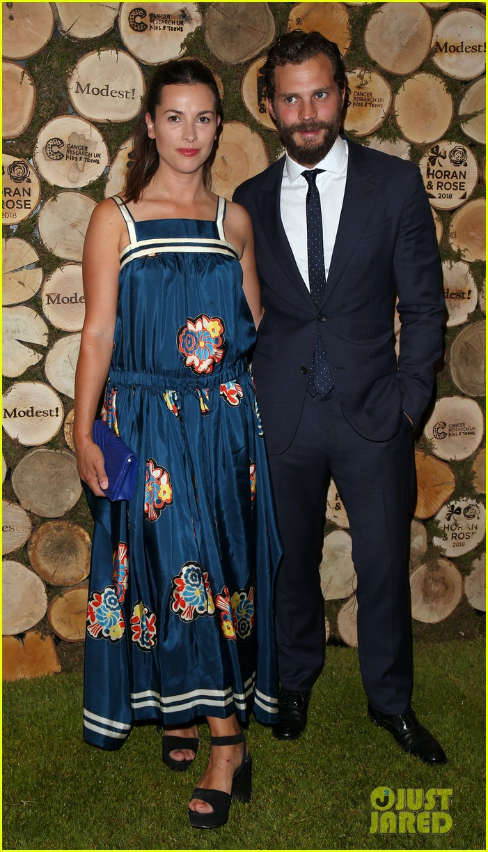 jamie dornan wife amelia step out for niall horan charity event 064106811