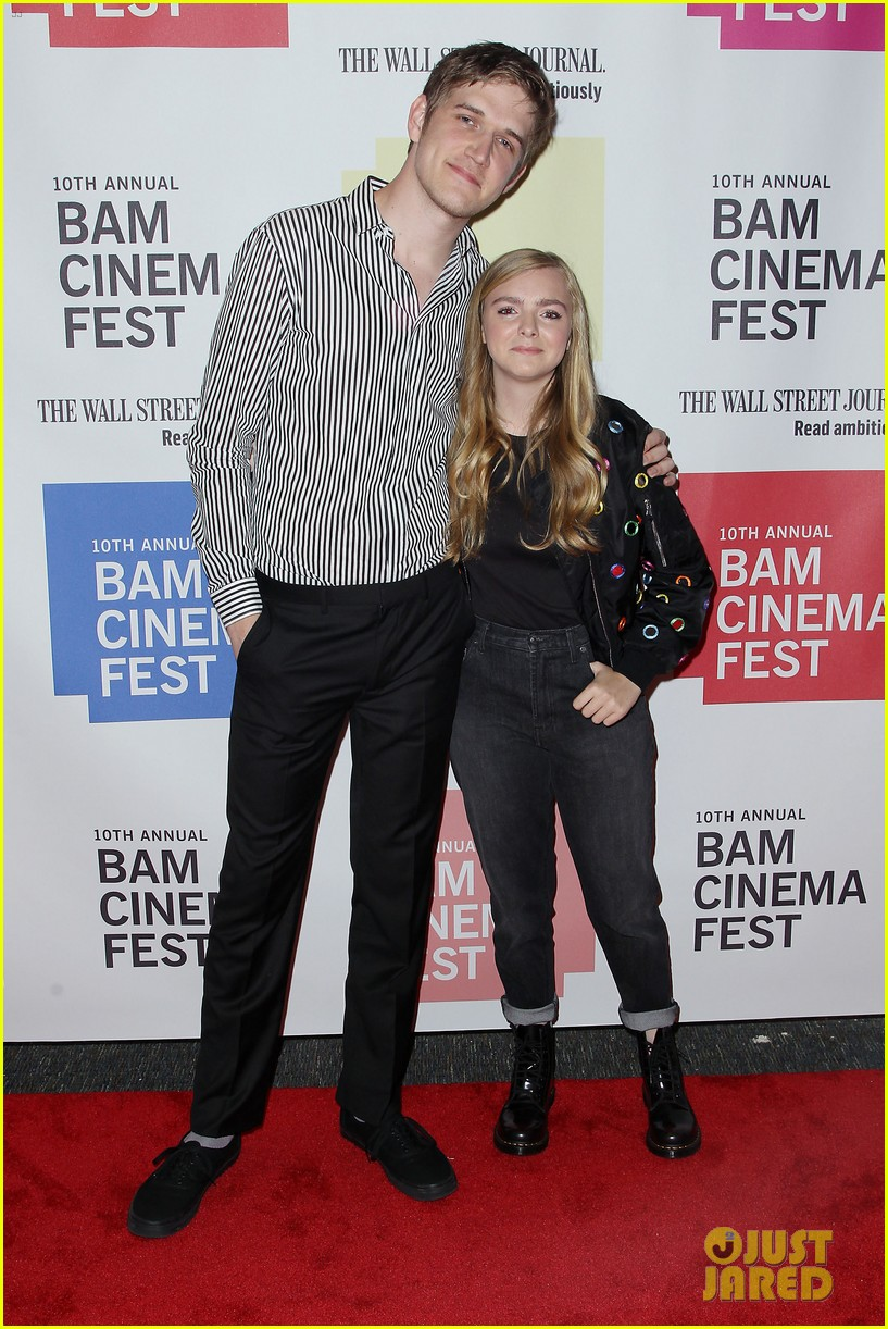 elsie fisher emily robinson eighth grade screening 104108732