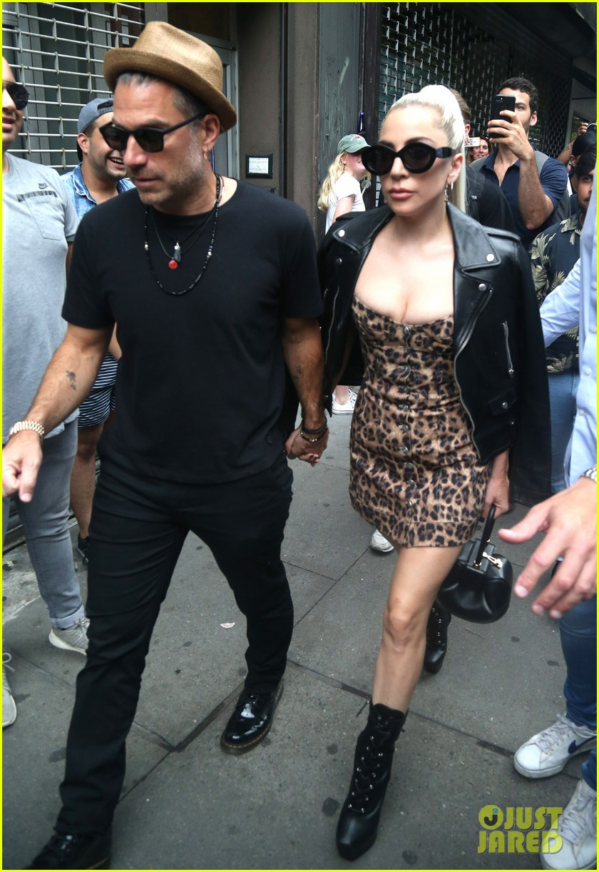 lady gaga holds hands with boyfriend christian carino in nyc 014108639