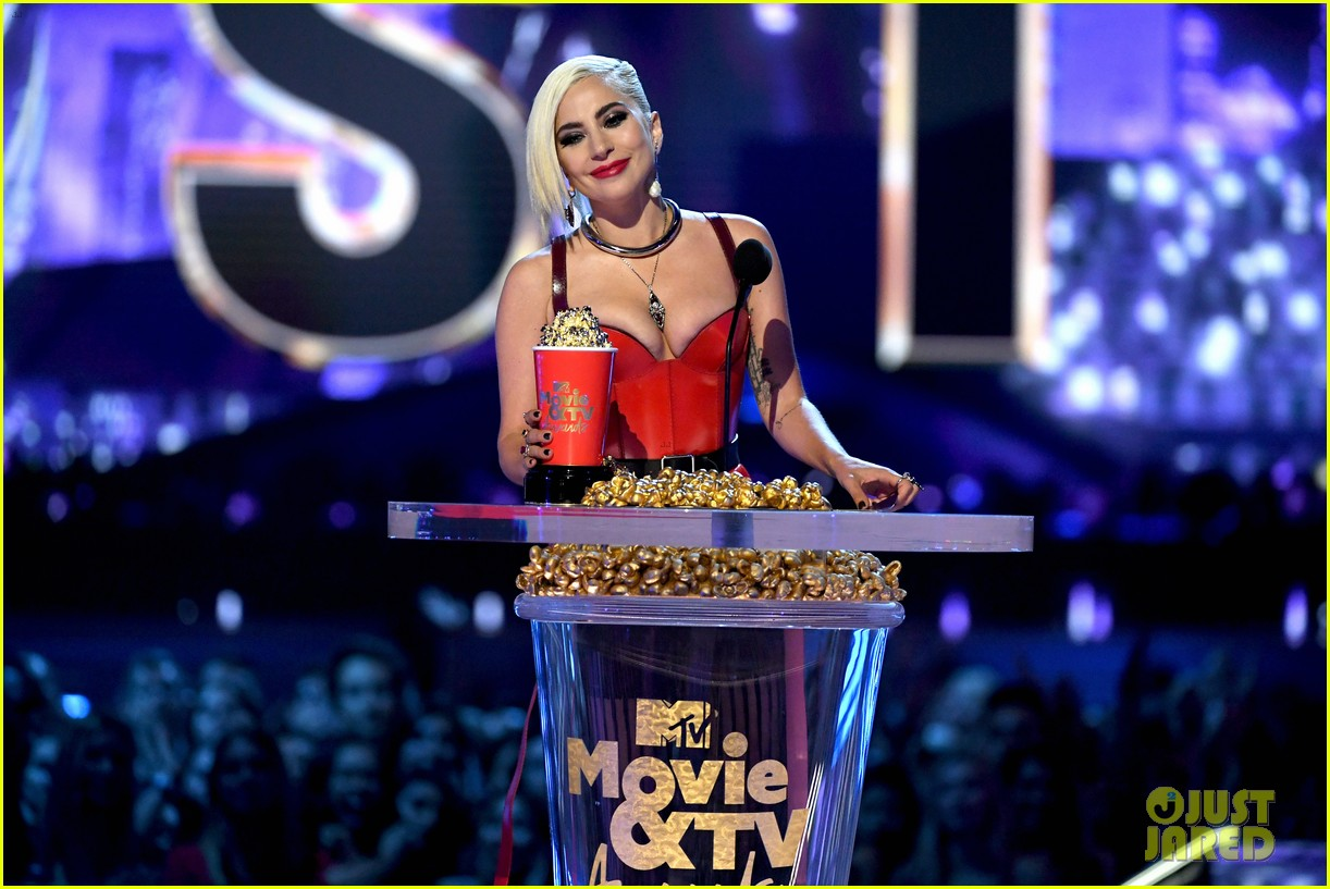 lady gaga mtv movie tv awards 2018 244104037