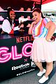 glow cast celebrates season two venice beach 05