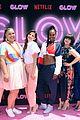 glow cast celebrates season two venice beach 24