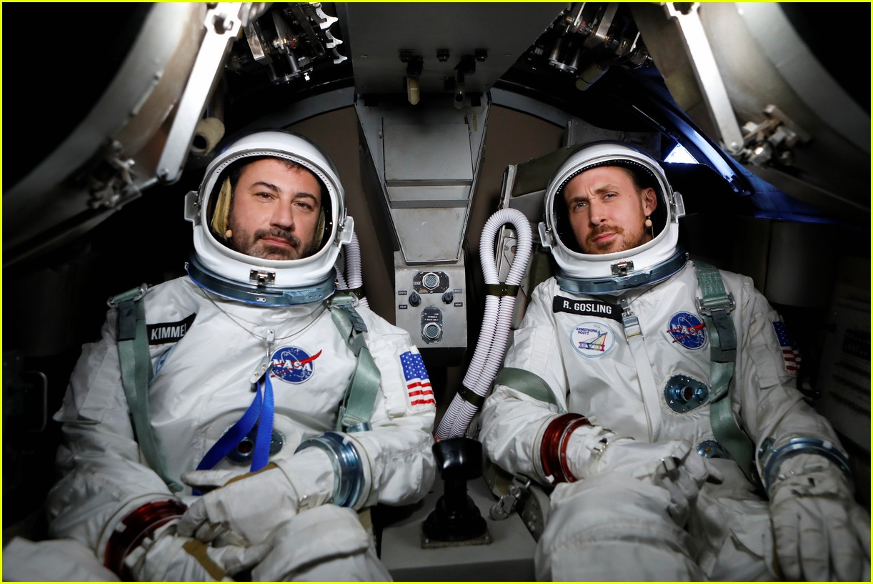 ryan gosling jimmy kimmel go to space 034098136