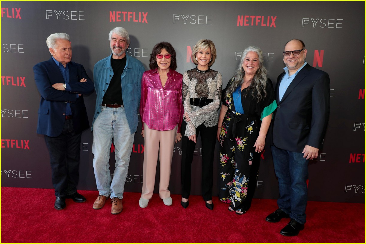 Image result for grace and frankie cast