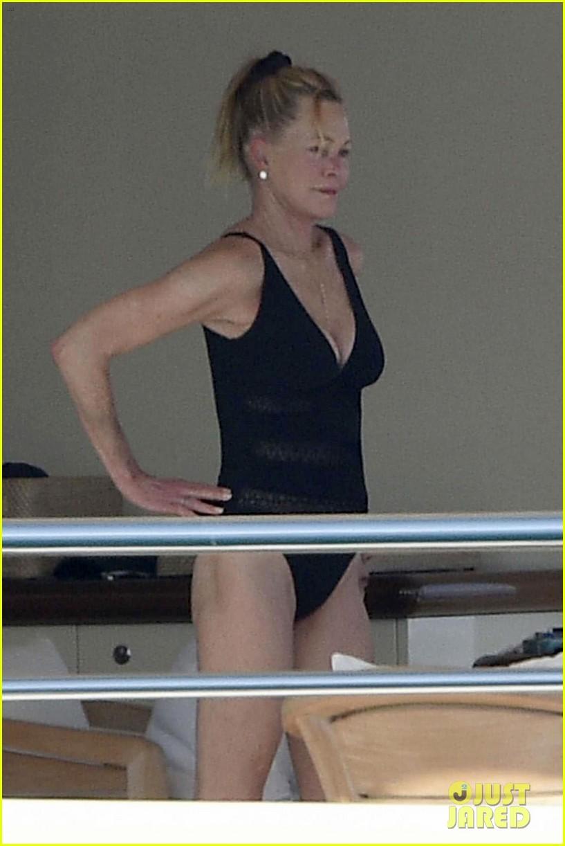 Melanie Griffith Rocks Bikini On Vacation In Sardinia Photo 4105660 Bikini Melanie Griffith