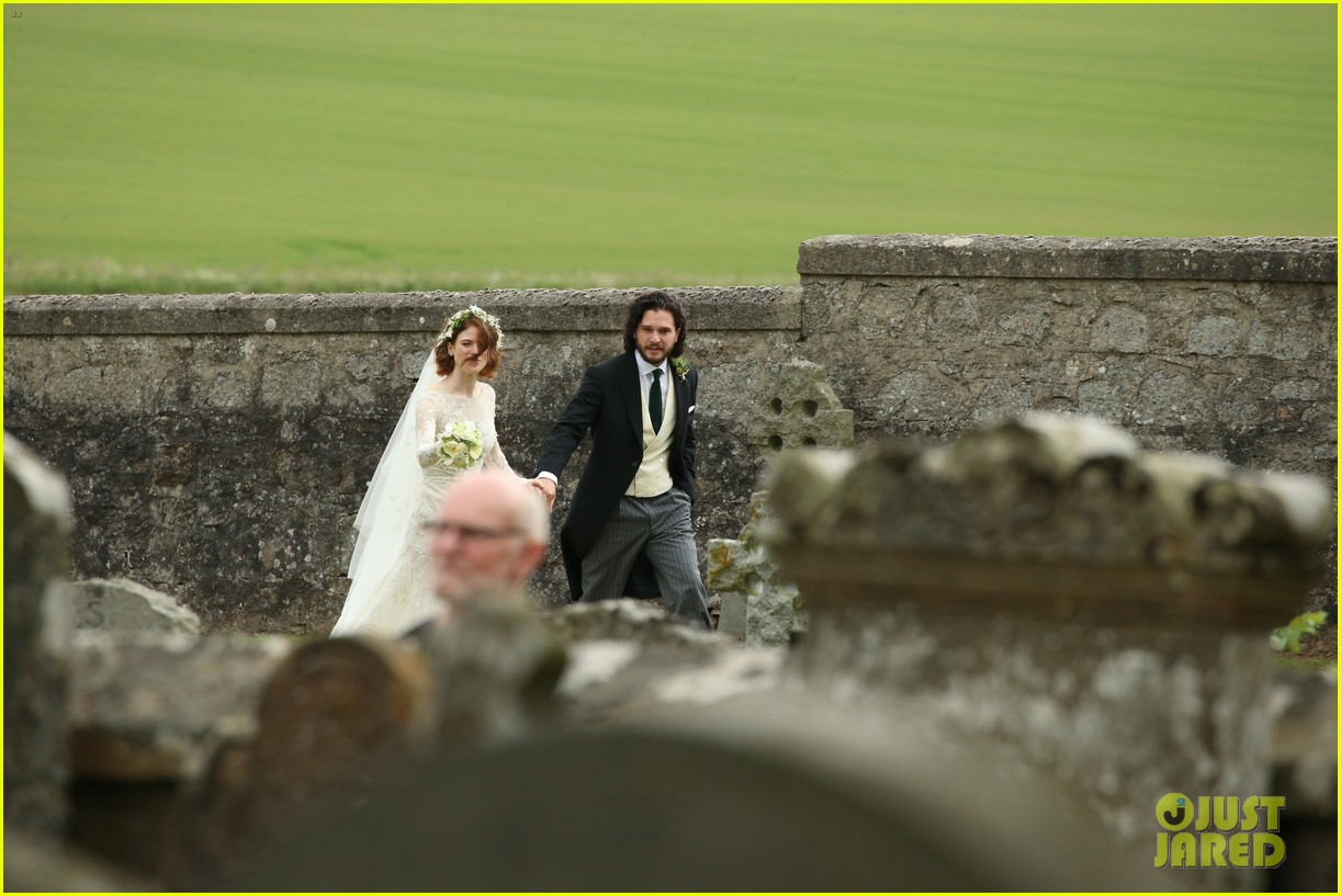 kit harington rose leslie wedding photos 094106449