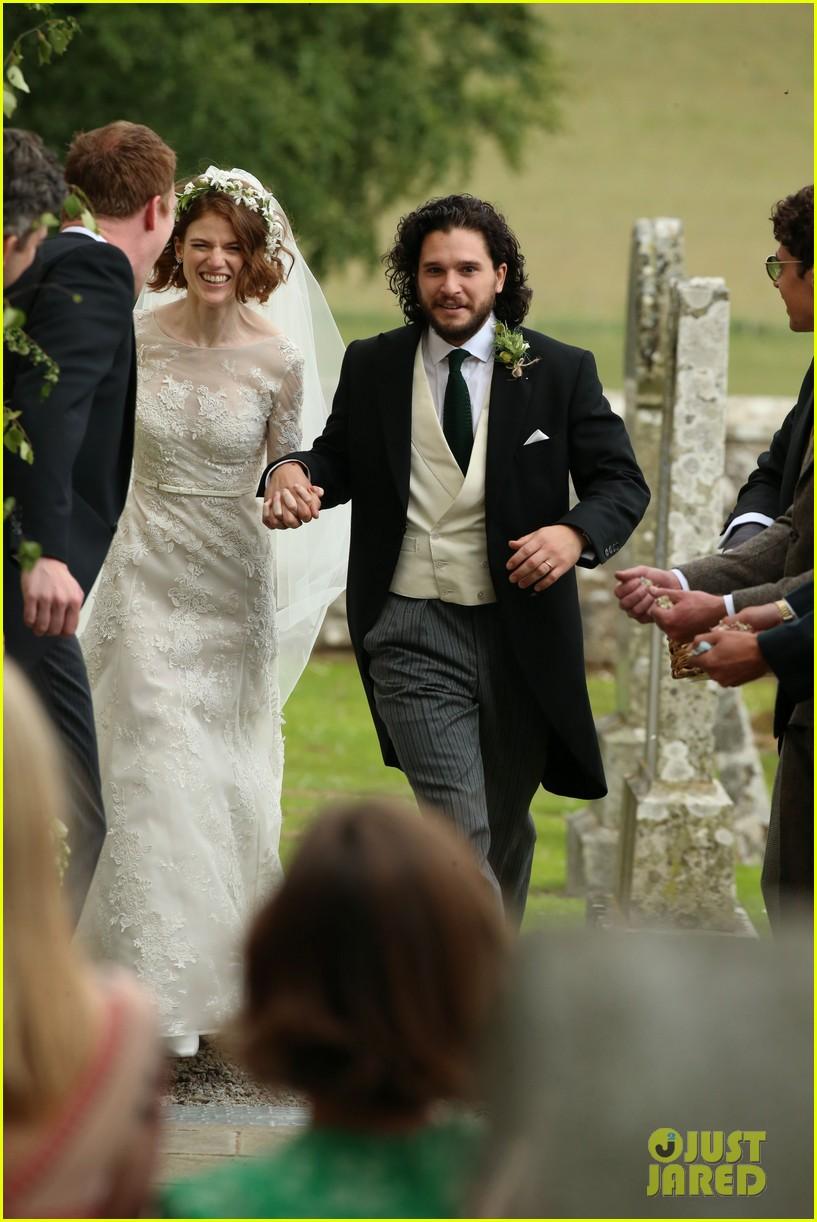 kit harington rose leslie wedding photos 104106450