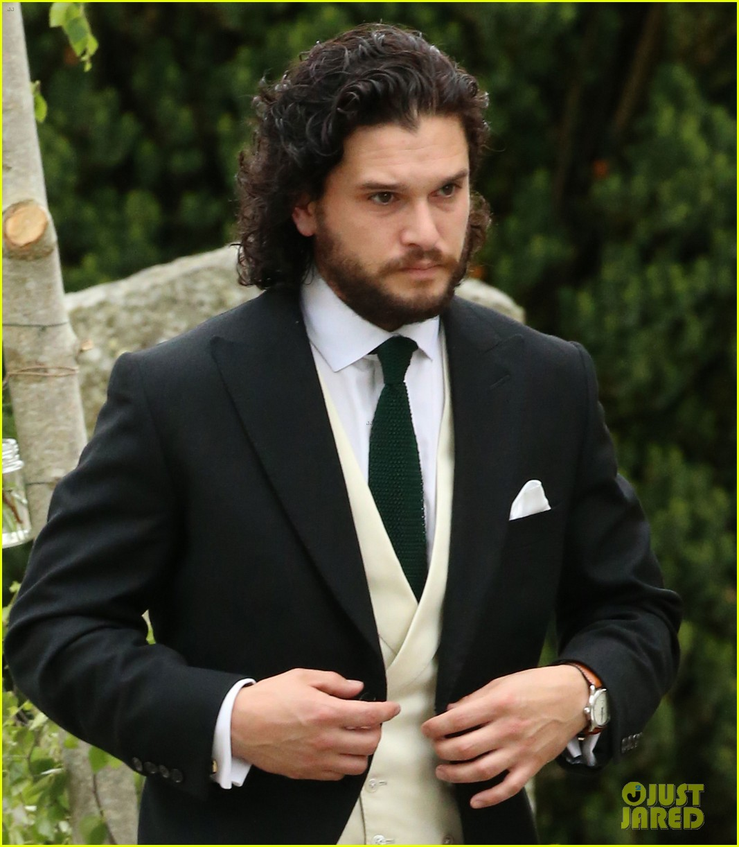 kit harington rose leslie wedding photos 214106461