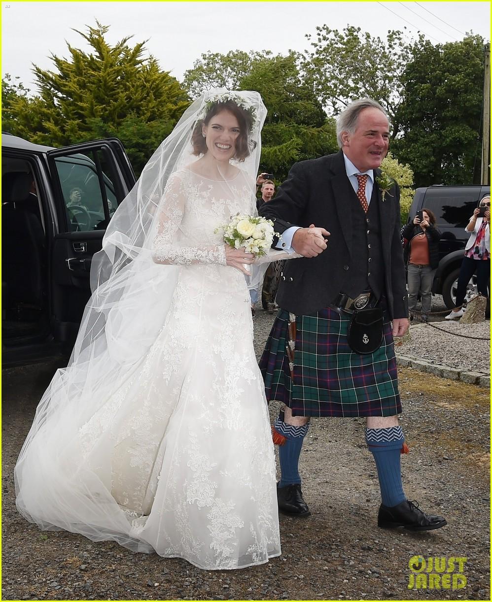 kit harington rose leslie wedding photos 464106486