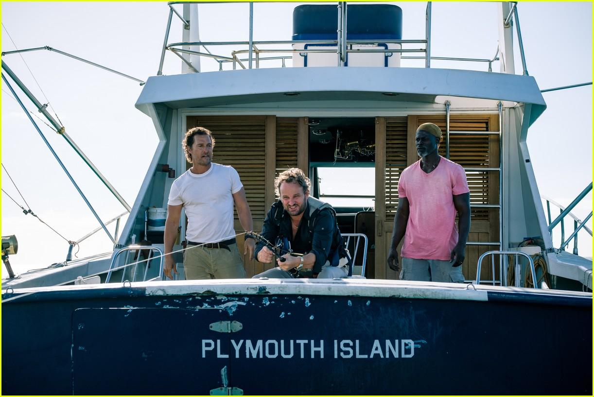 Matthew McConaughey &a...