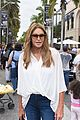 caitlyn jenner celebrates fathers day at concours delegance car show 07