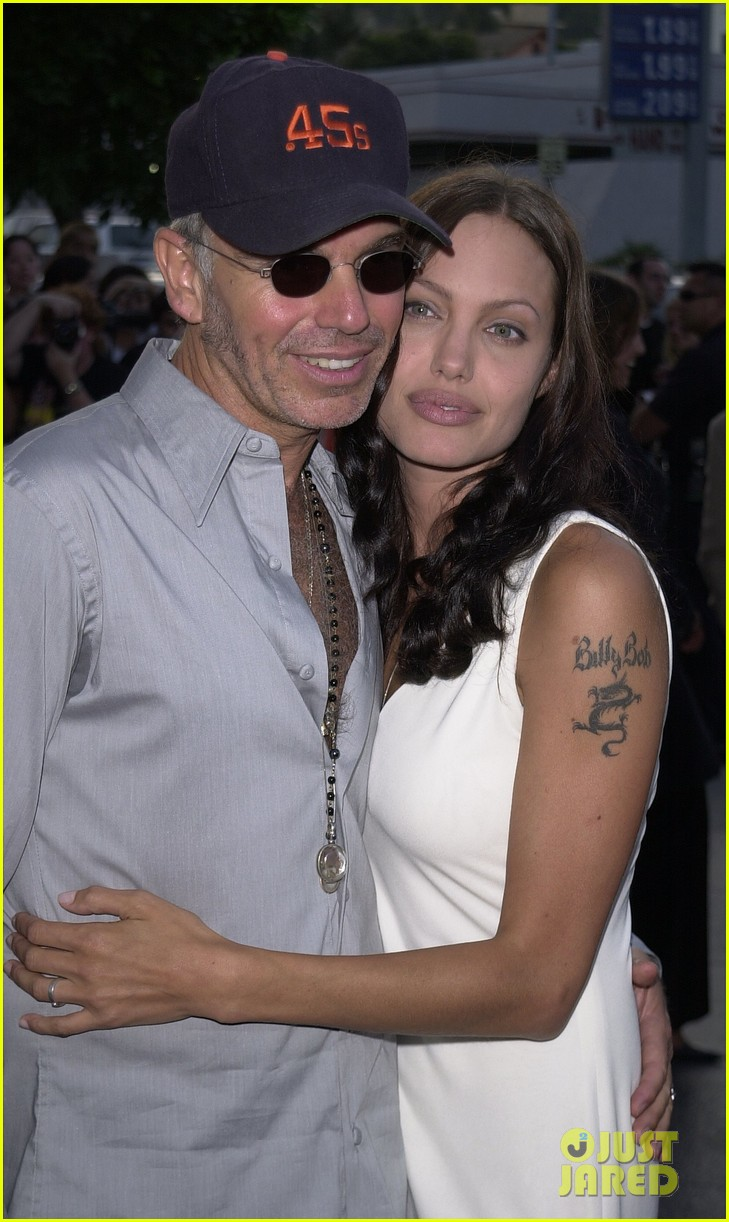 angelina jolie billy bob thornton marriage 044101460
