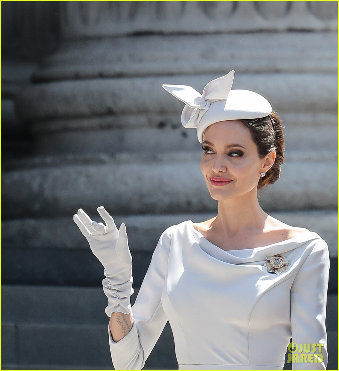 angelina jolie service of commemoration dedication 014108410