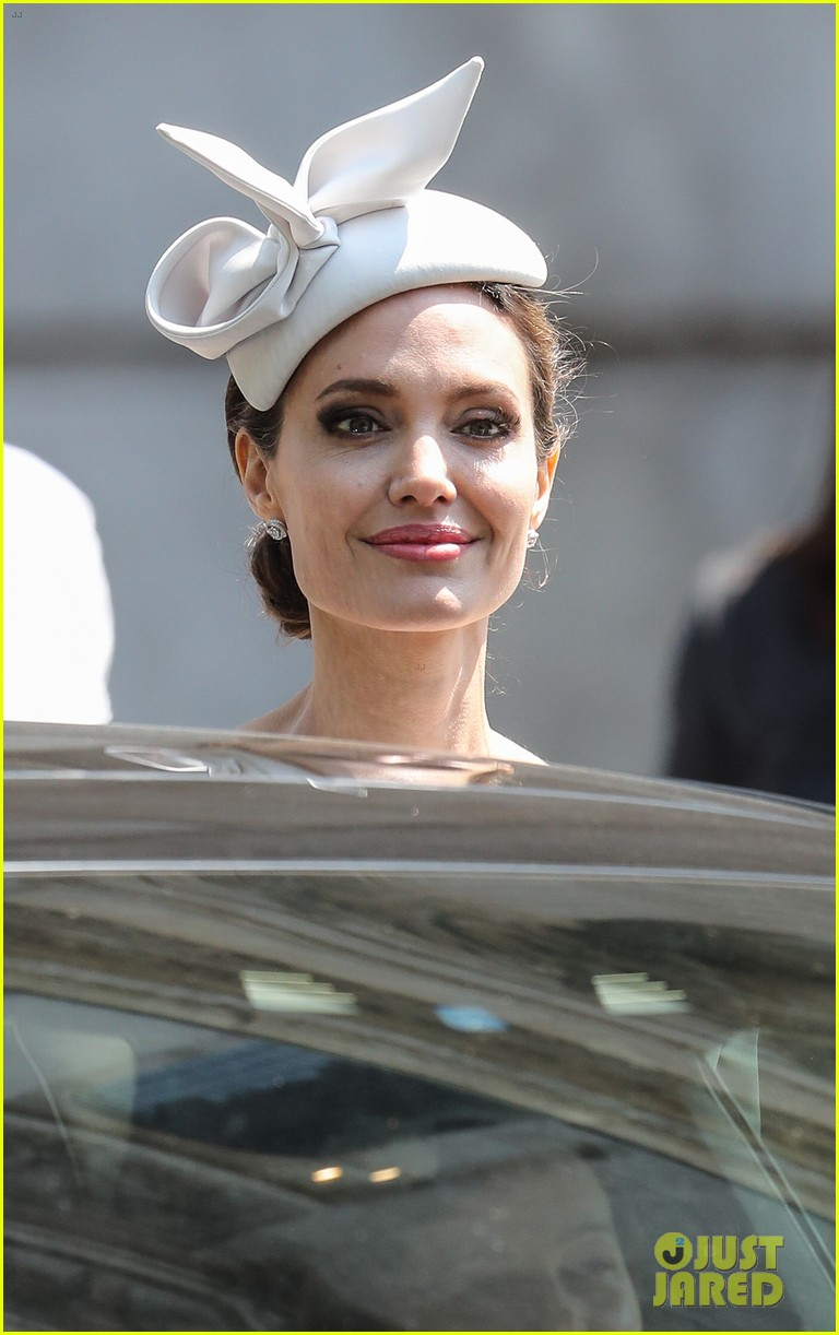 angelina jolie service of commemoration dedication 034108412