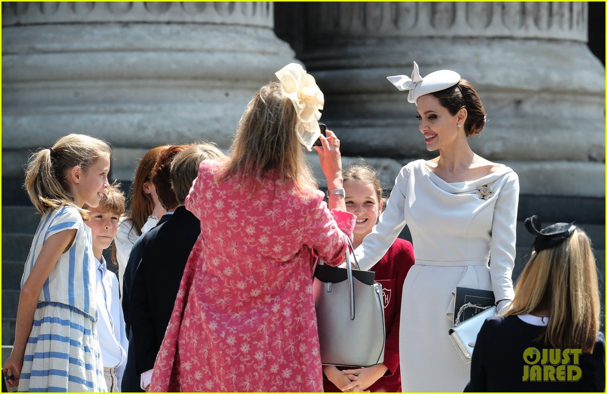 angelina jolie service of commemoration dedication 194108428