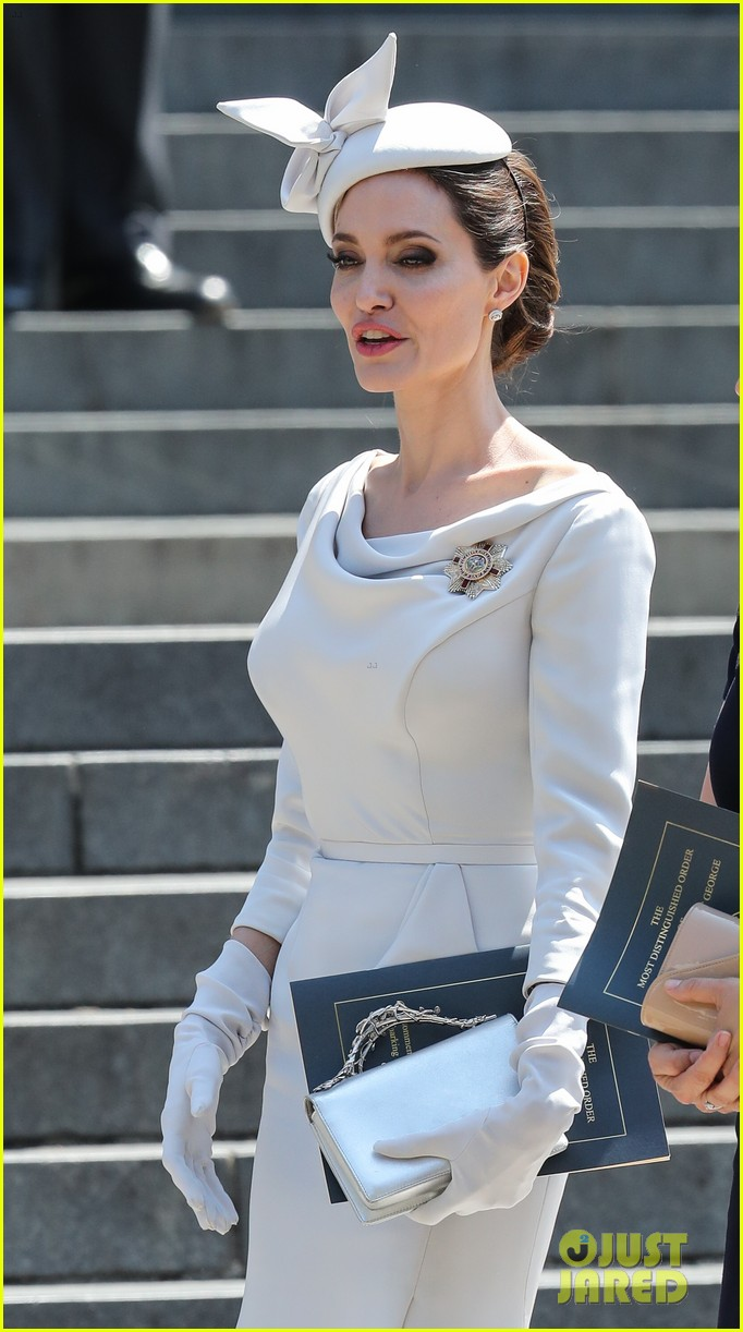 angelina jolie service of commemoration dedication 214108430