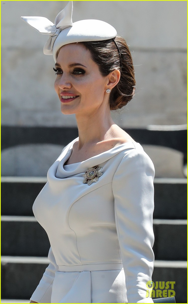 angelina jolie service of commemoration dedication 224108431