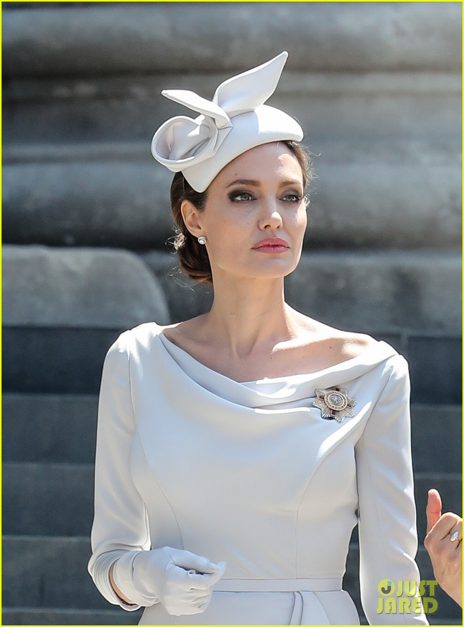 angelina jolie service of commemoration dedication 364108445
