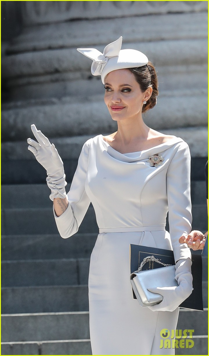 angelina jolie service of commemoration dedication 454108454