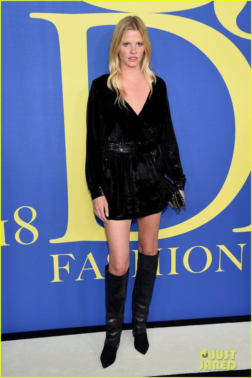 karlie kloss joan smalls 2018 cfda fashion awards 044095307