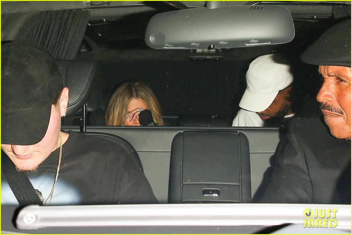 khloe kardashian tristan thompson rare appearance out together 254104148