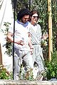 kit harington rose leslie day after wedding lunch 02