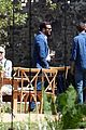 kit harington rose leslie day after wedding lunch 37