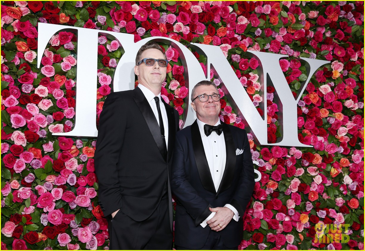 nathan lane tony awards 2018 044099188