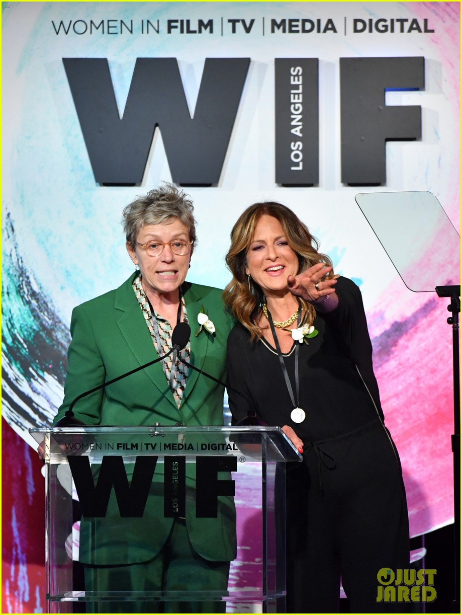frances mcdormand doubles down on inclusion riders at women in film crystal lucy awards 054101432