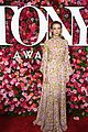 carey mulligan dons floral gown for tony awards 2018 05