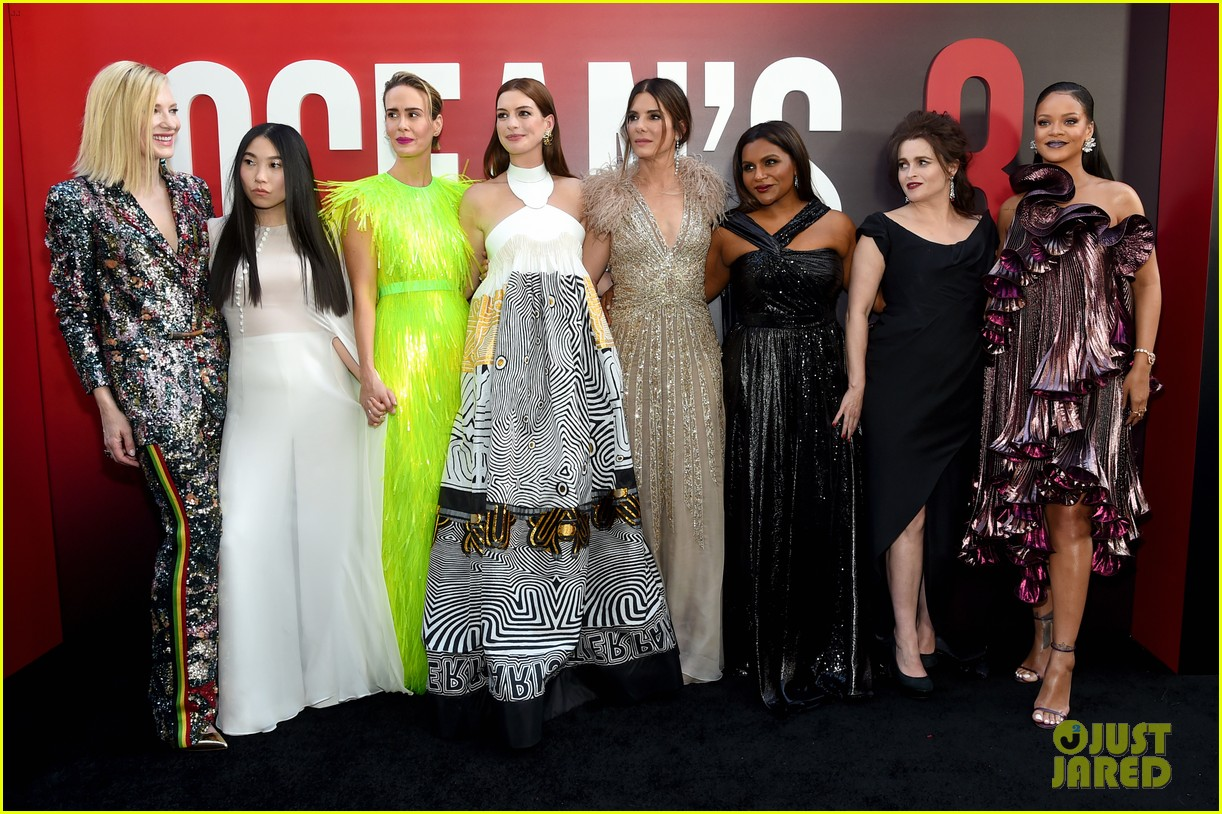 oceans 8 new york premiere 014095969