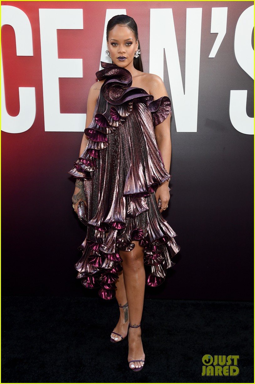 oceans 8 new york premiere 024095970