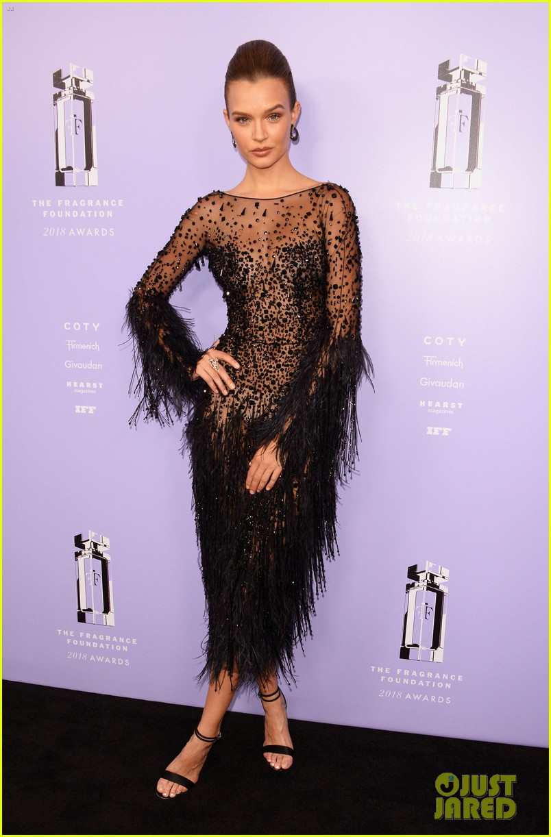 rita ora chanel iman fragrance foundation awards 134100507